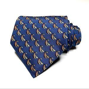 Salvatore Ferragamo Novelty Pattern Tie